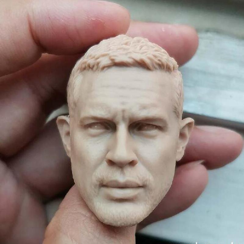 "Blank 1//6 Scale Politicians Donald Trump Head Sculpt Unpainted Fit 12/"" Figure"
