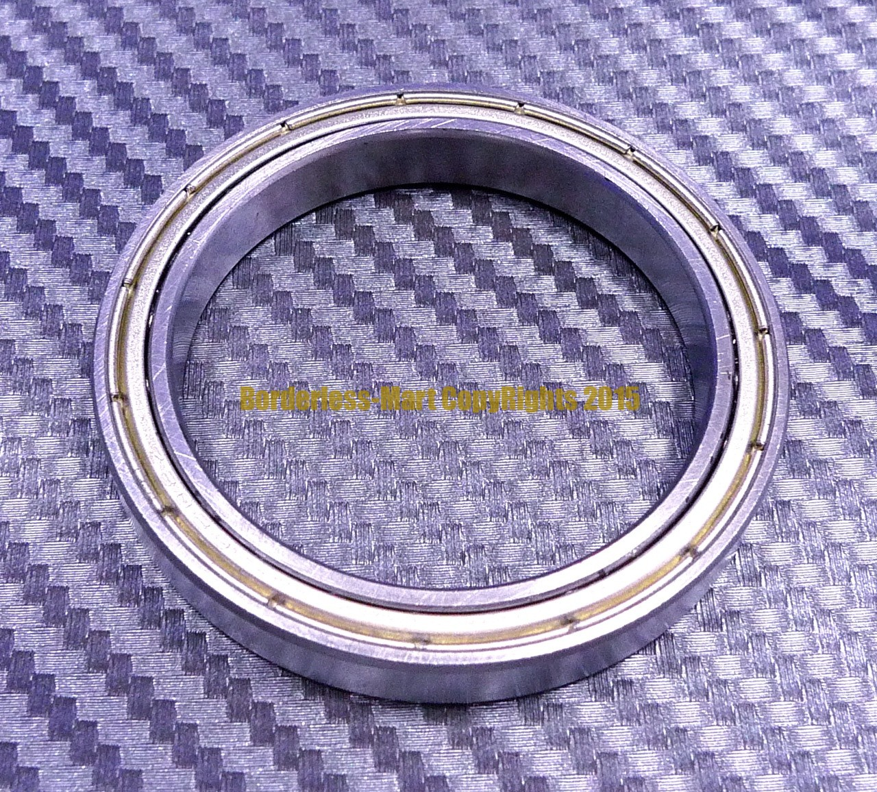 6806ZZ 30x42x7 mm Metal Shielded Ball Bearing Bearings 30*42*7 6806z 10 Pcs