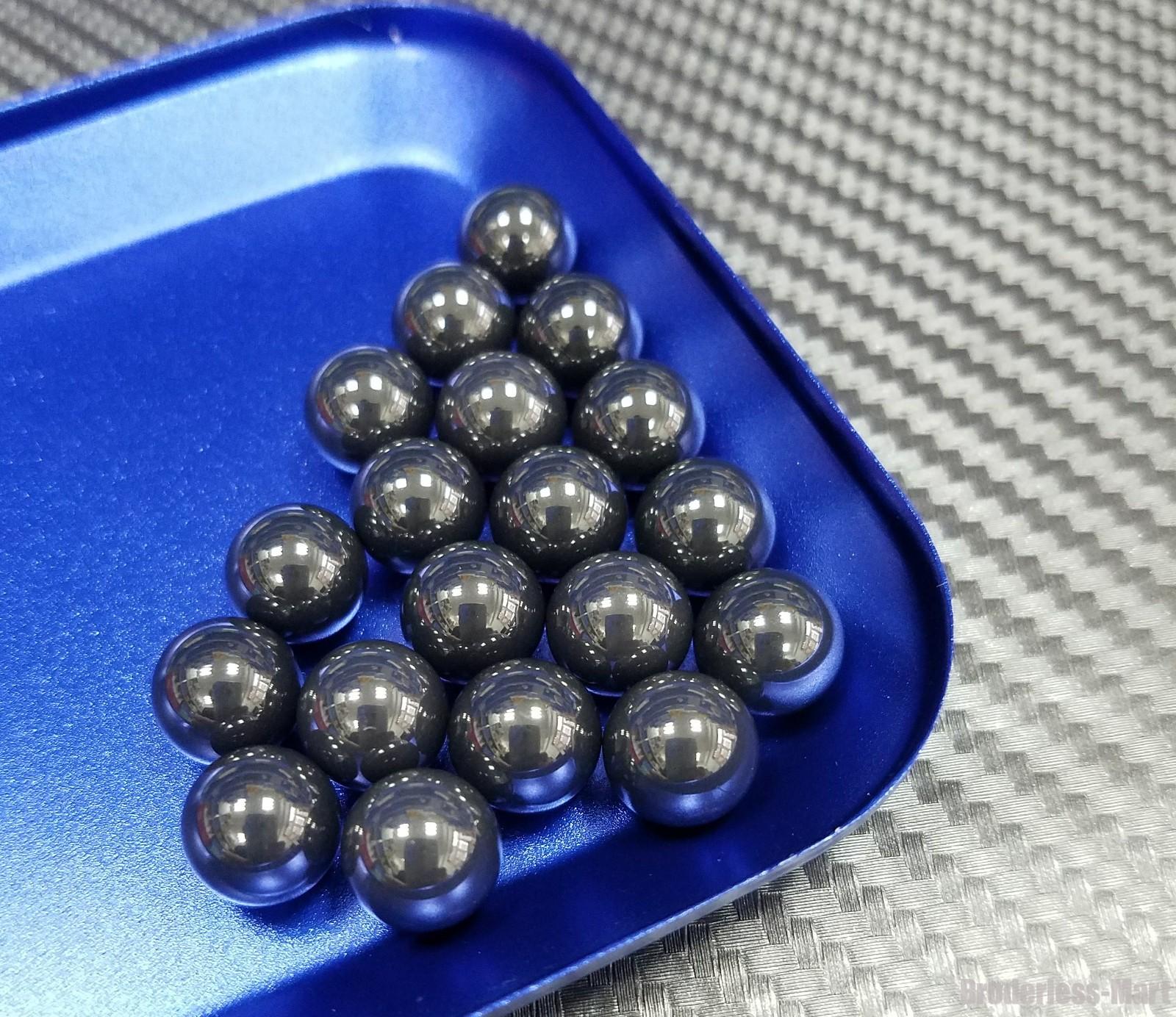 "Loose Ceramic Balls 3//4/""=19.05mm G5 Quality Si3N4 Silicon Nitride Bearing Balls"
