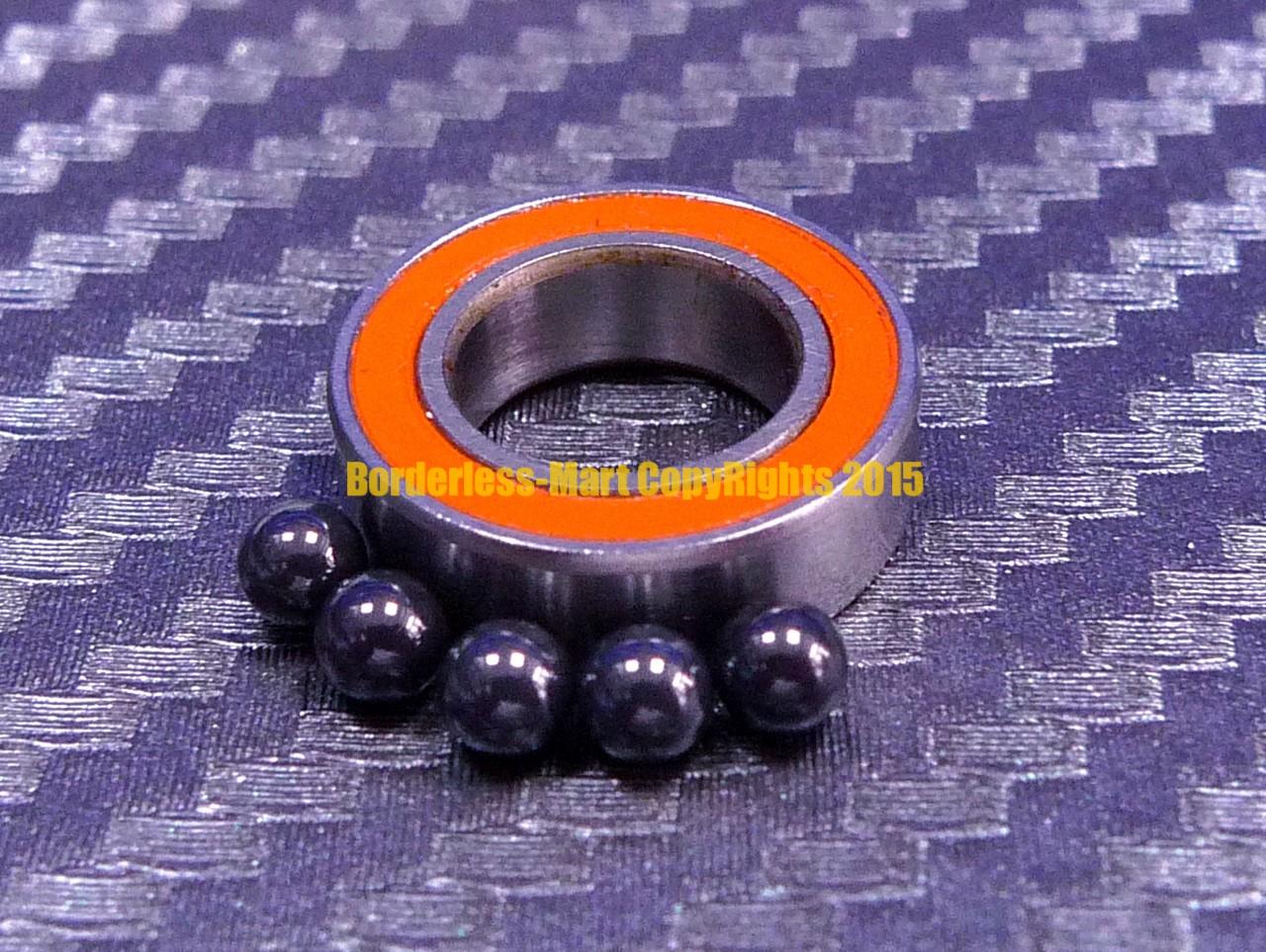 Optional ABEC-7 Hybrid Ball Bearings FITs SHIMANO RD10463 Parts 9x17x5 mm
