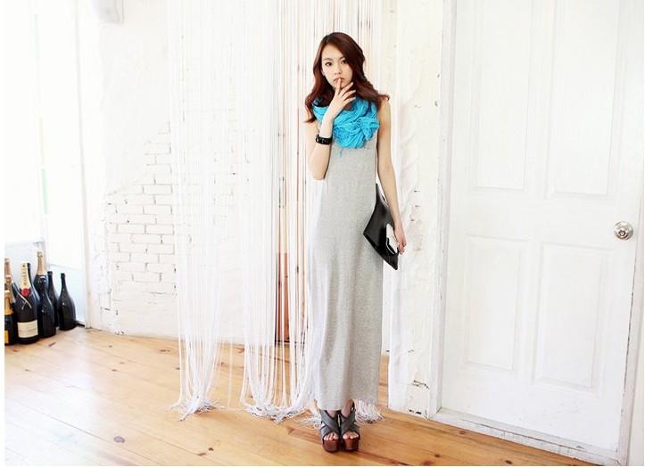 New elegant boho/bohenmia maxi long dress sz 0 4