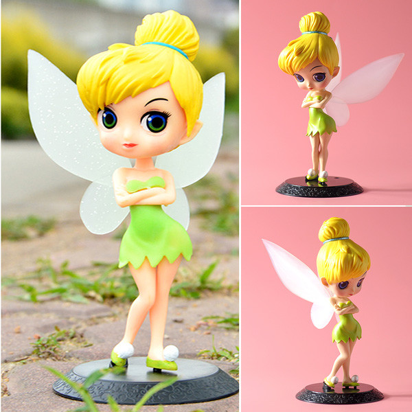 "5/"" QPosket Tinker Bell Disney Princess Character Figure A Q Posket"