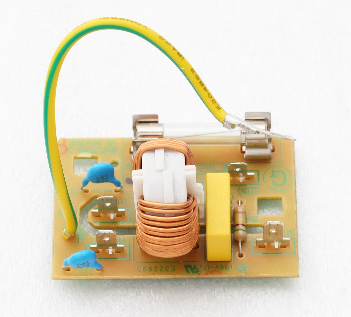 PANASONIC MDFLT12B-2 Microwave Noise Filter Input Board NN-SU676B