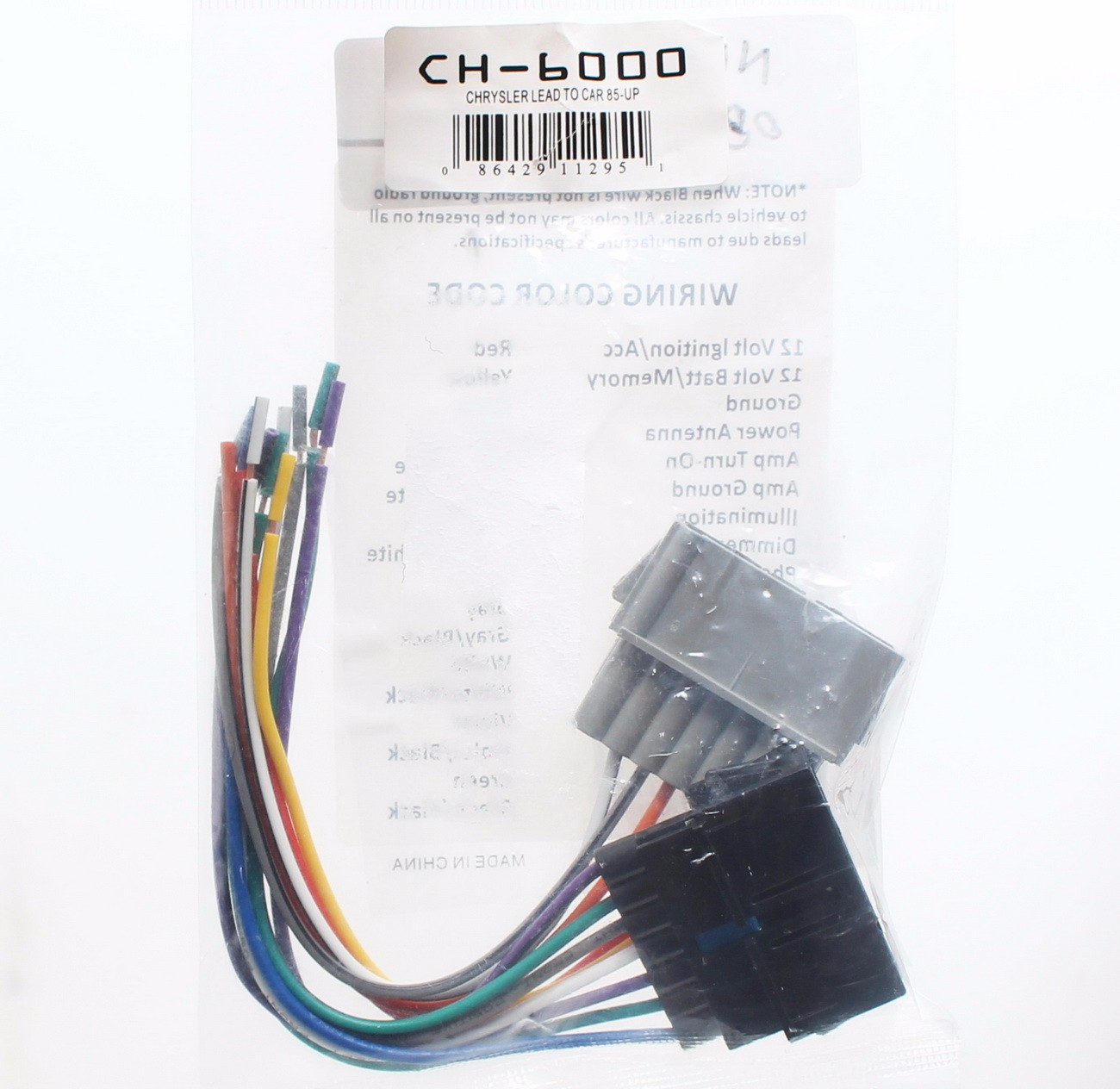 wiring harness for chrysler jeep 1984 2006 car electronics best rh 194 princestaash org