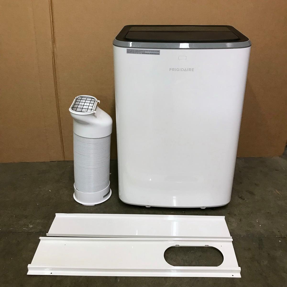 Details about Frigidaire 8,000 BTU Portable Air Conditioner Hose & window  kit FFPA0822U1 F/S