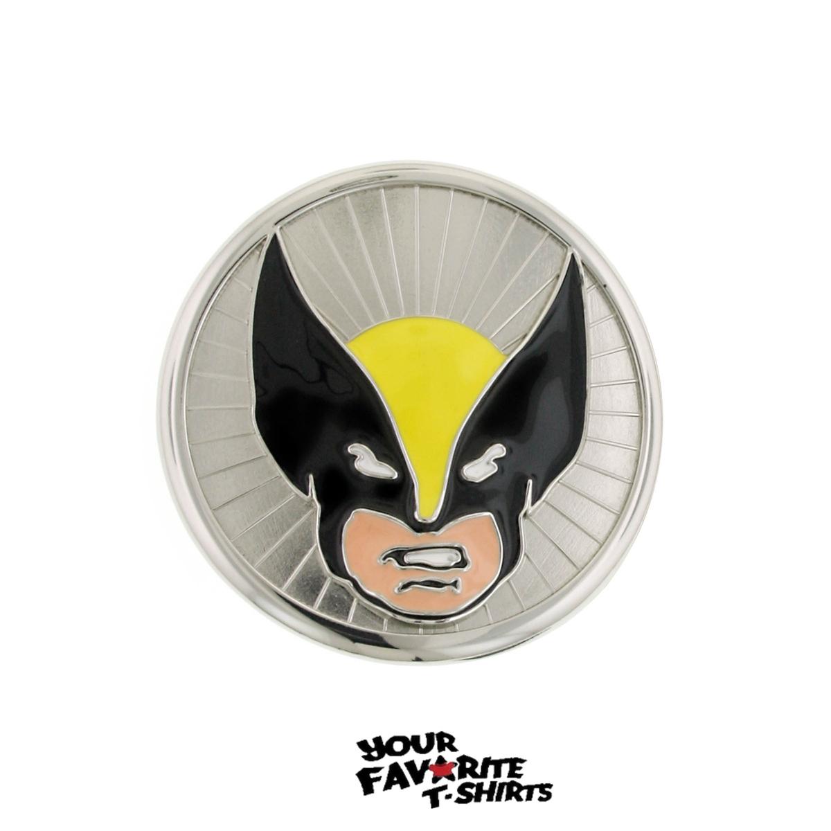Wolverine Mask Symbol X Men Marvel Comics Officially