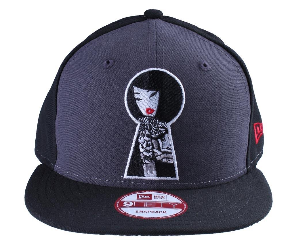 98ae1e60d776c Tokidoki Girl Locked New Era Newera Snapback Hat 689860685291