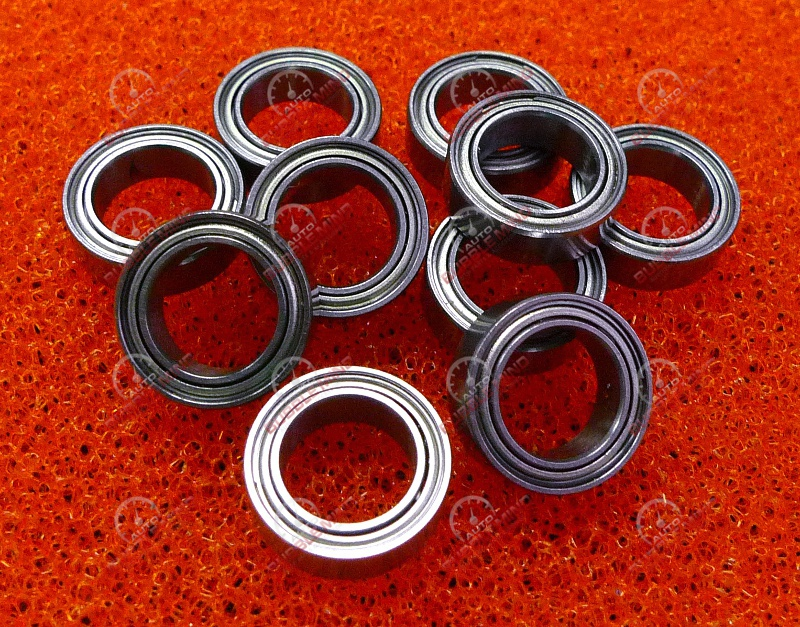 5 PCS 25x37x7 mm Metal Shielded Ball Bearing 25*37*7 Bearings 6805ZZ