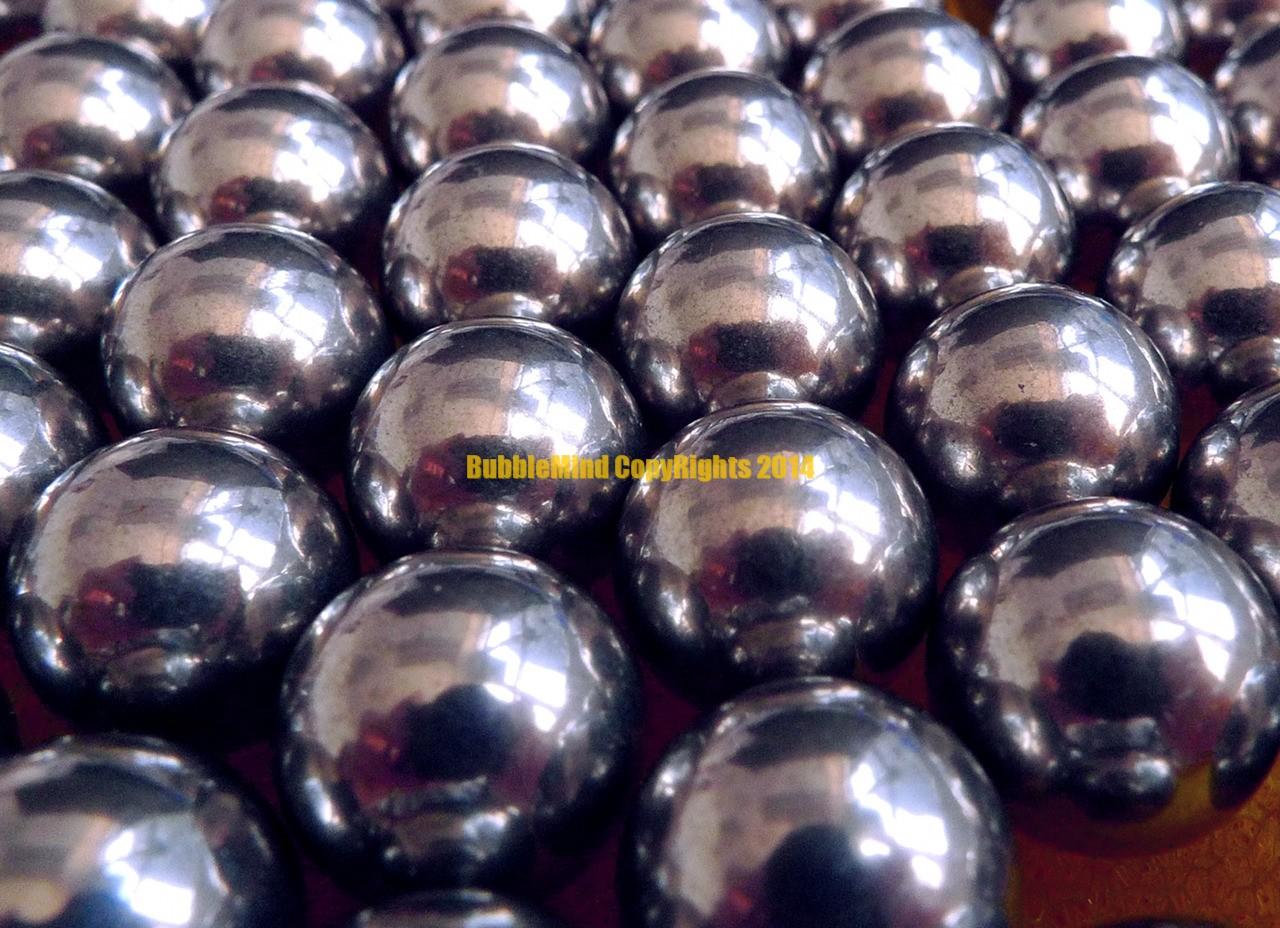 "12.7mm // 0.5/"" 1//2/"" G100 50 PCS 316 Stainless Steel Bearing Balls Grade 100"