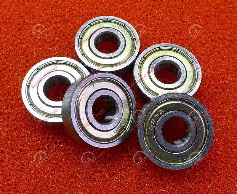 5 PCS 8x16x5 mm Metal Double Shielded Ball Bearing 688zz 688z 688 MR688ZZ