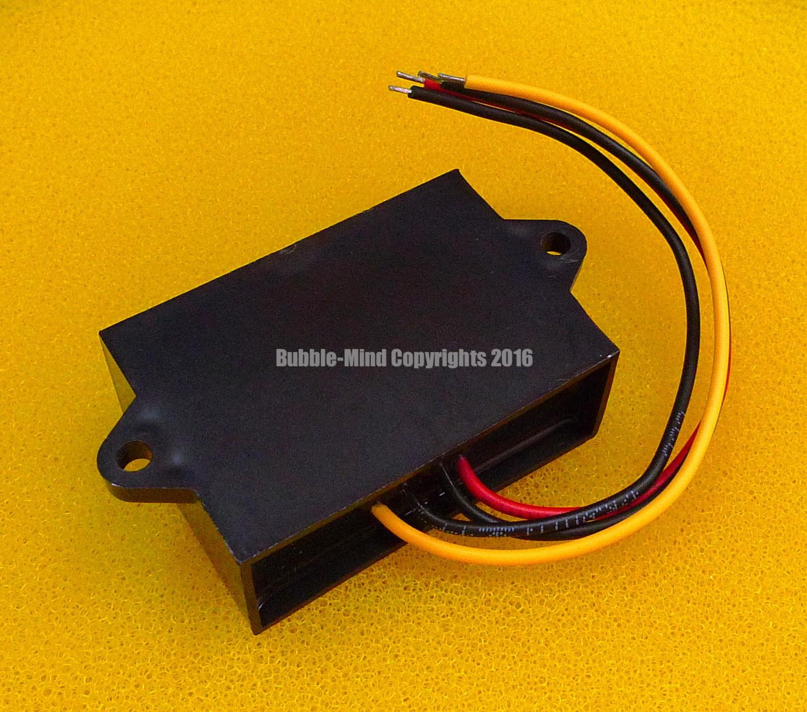 12V//24V to 3.3V 66W DC//DC Step-DOWN Power Converter Regulator 20A WaterProof