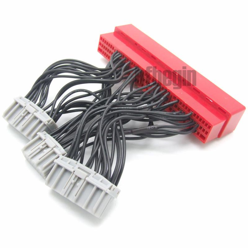 obd2b to obd1 replace ecu jumper conversion wiring wire. Black Bedroom Furniture Sets. Home Design Ideas