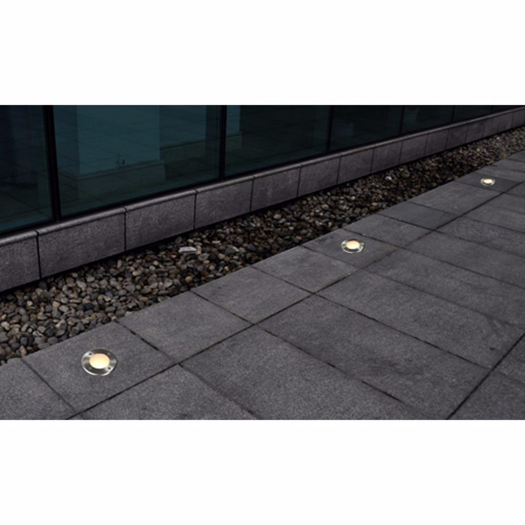 in ground lighting. 3x In Ground Recessed Uplight Light Deck Patio Garden Outdoor GU10 35W Lighting