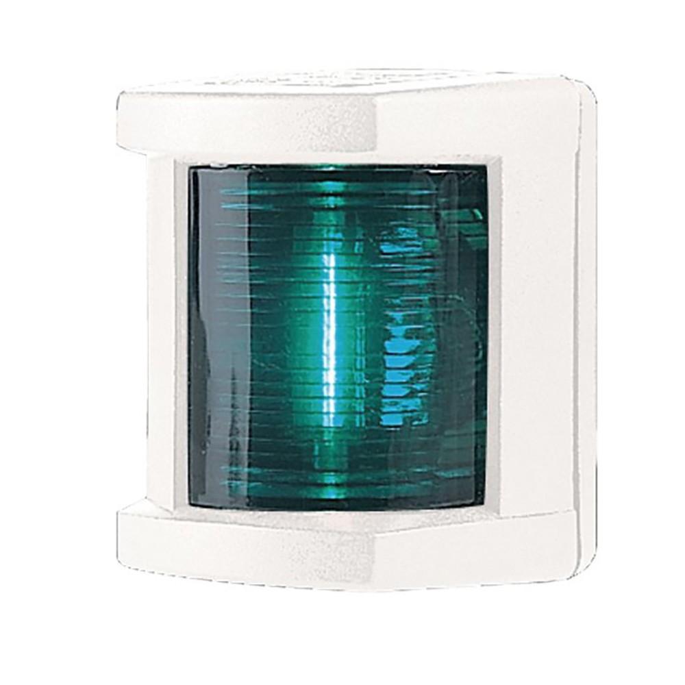 NEW Hella Marine Starboard Navigation Lamp- Incandescent - 1nm - White Housing -