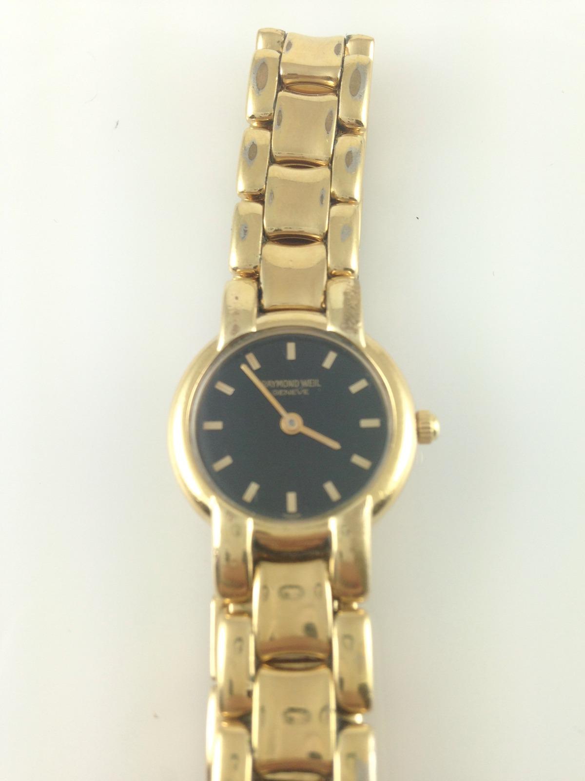 Ladies Raymond Weil Wrist Watch Model 3740 1 Very Nice Ebay