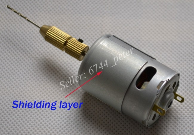 Smaill PCB Drill Press Drilling with 2.0//2.1//2.2//2.3//2.4//2.5mm Drill 12V