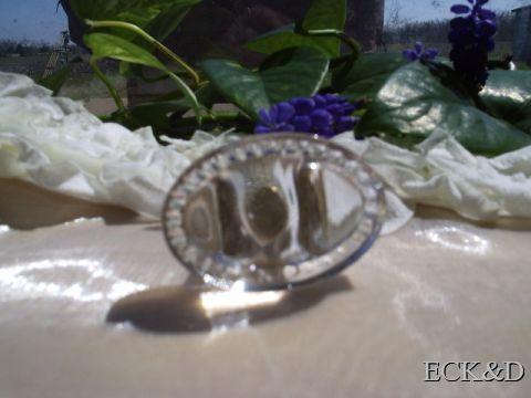 Glass Cabinet Knobs Drawer Pulls Crystal Hardware O