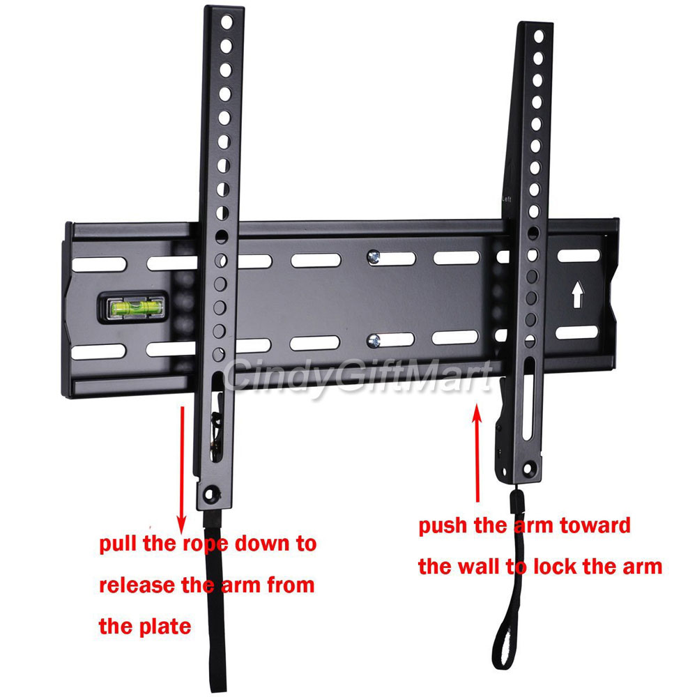 Flat Tv Wall Mount For Vizio Samsung Sharp Lg 32 Quot 39 40 42