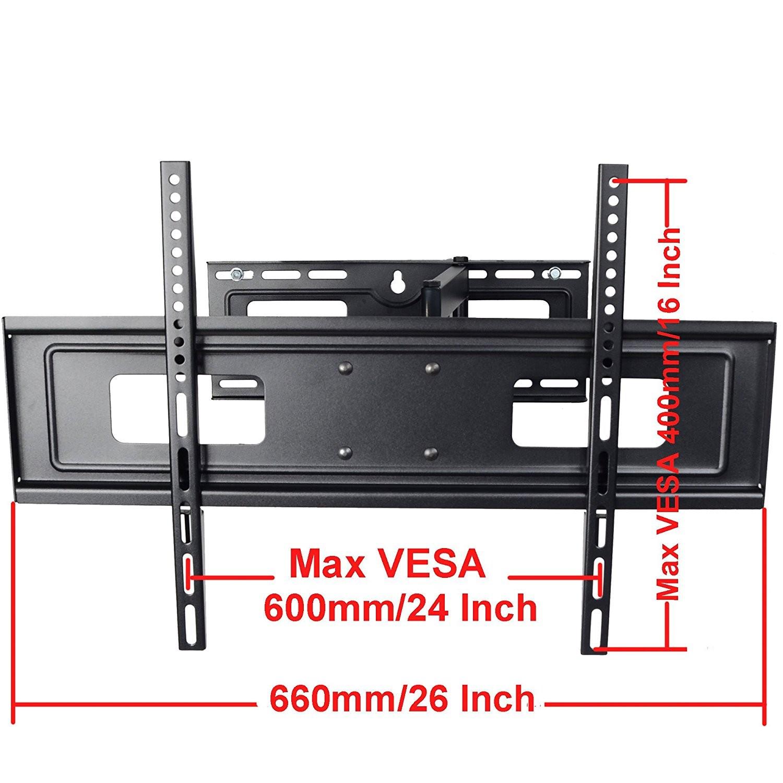 Articulating Tilt Tv Wall Mount 32 39 40 42 46 47 48 50 55