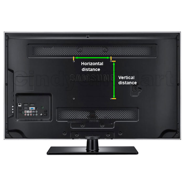led plasma tv wall mount for 40 48 50 55 60 65 70 samsung lg vizio lcd tilt c7u ebay. Black Bedroom Furniture Sets. Home Design Ideas