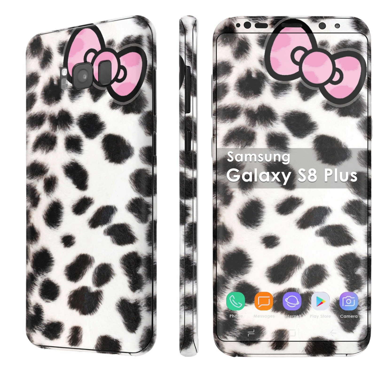 For Samsung Galaxy S8 Plus Skin Decal Matching Wallpaper 6 2