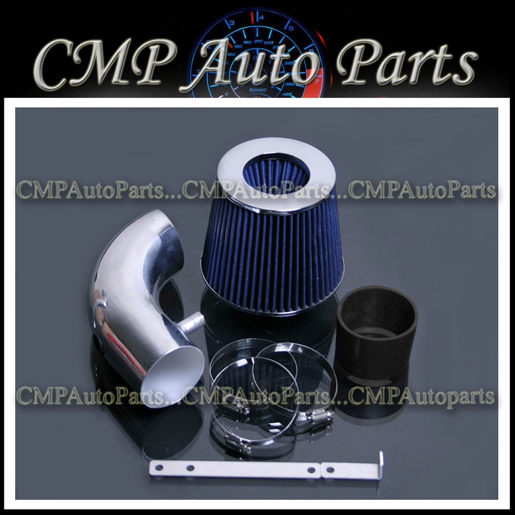 BLUE RED AIR INTAKE FIT 01-07 CHRYSLER Voyager DODGE Caravan SE SXT MINI 3.3L
