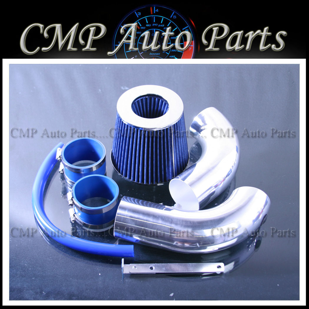 03-10 Dodge Dakota 3.7 V6//4.7 V8 BLUE Ram Air Intake System