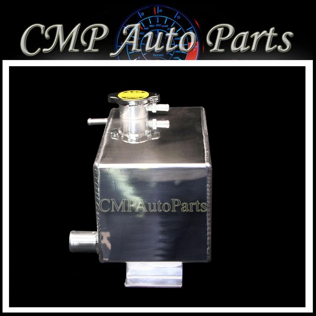Genuine BMW E30 325 325i Engine Coolant Recovery Tank Reservoir OEM 17111712641