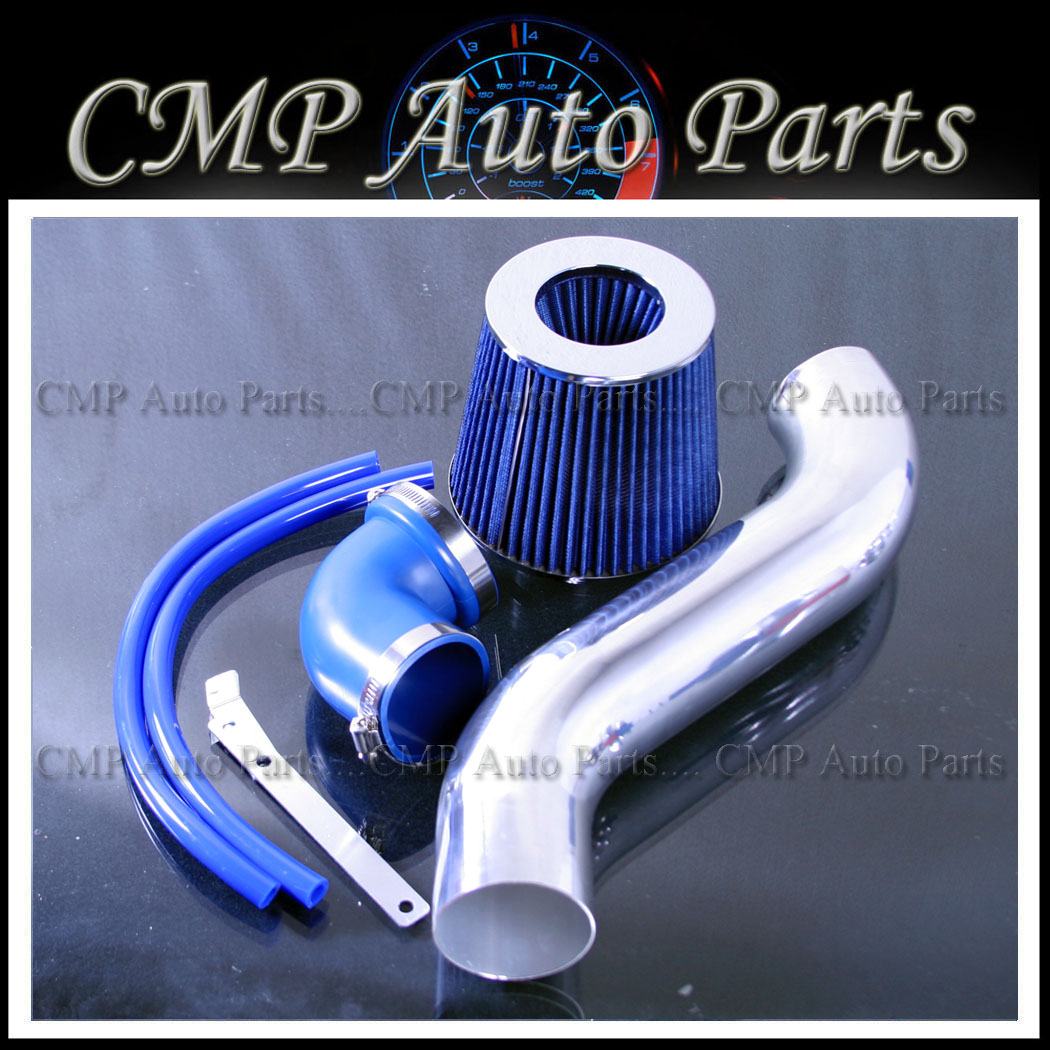 BLUE For 1988-1996 Jeep Cherokee Laredo Country Classic Sport 4.0L I6 Air Intake