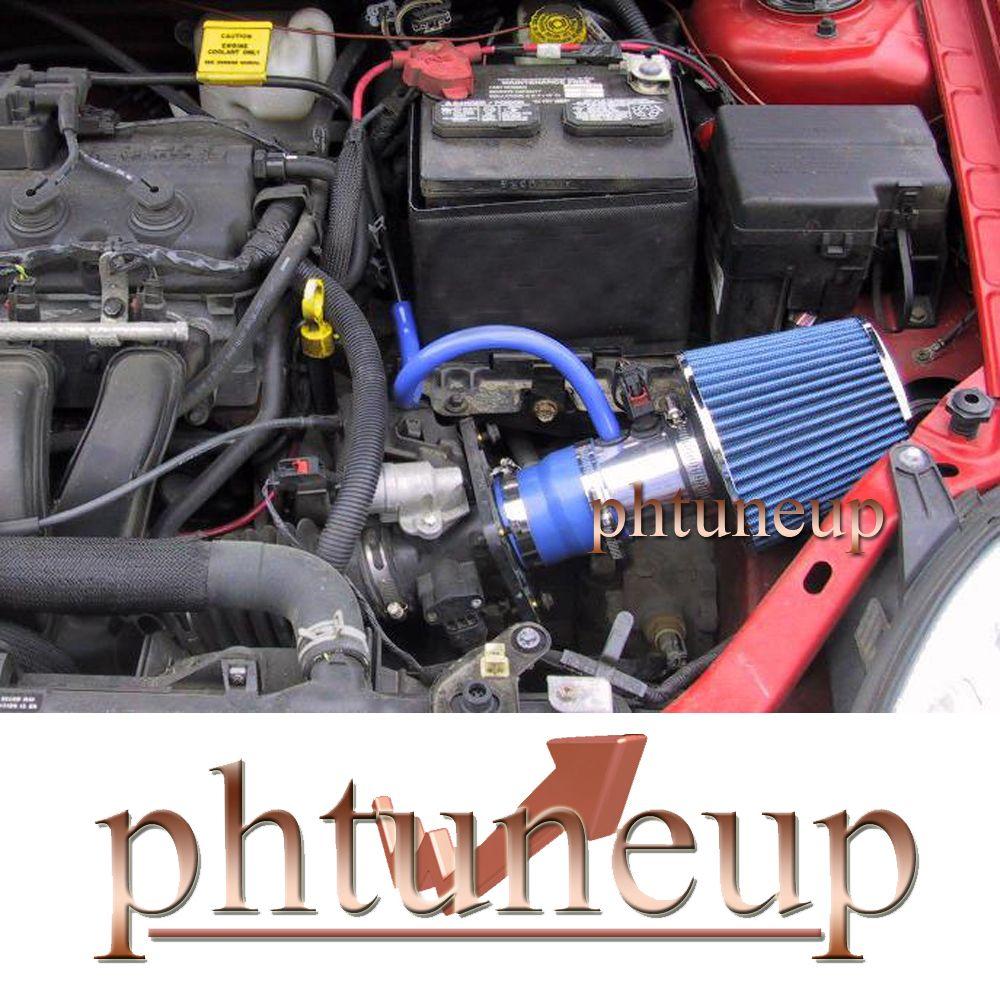2001 Dodge Neon Engine: BLUE 2000 2001-2005 DODGE NEON 2.0 2.0L SOHC NON-TURBO