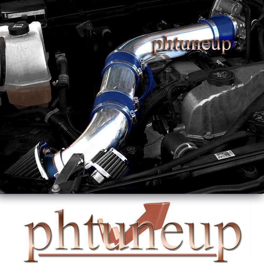 2007-2012 CHEVY COLORADO//GMC CANYON 3.7 3.7L COLD AIR INTAKE KIT Black Blue