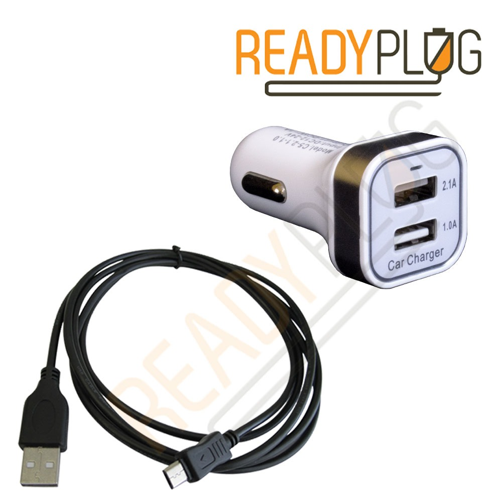 readyplug usb car charger for jbl synchros e40bt headphones dual port 2a ebay. Black Bedroom Furniture Sets. Home Design Ideas
