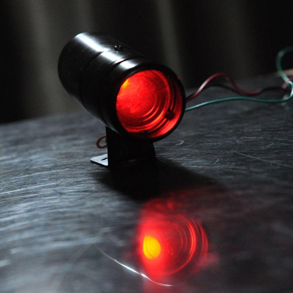 Adjustable Tachometer Tacho Gauge Shift Light Red Led 1000 11000 Rpm Circuit Black