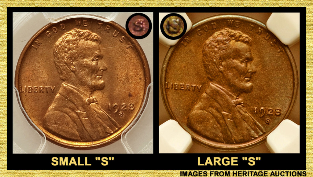"""**  1941 S  Big /"""" S/"""" /& Small /""""s/"""" mintmarks Lincoln Cent Set   **"""