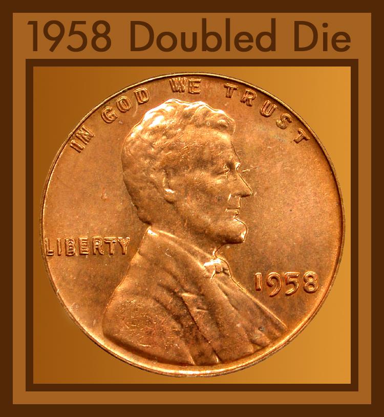1958 Doubled Die Obverse / DDO ? 6 pics - Coin Community Forum
