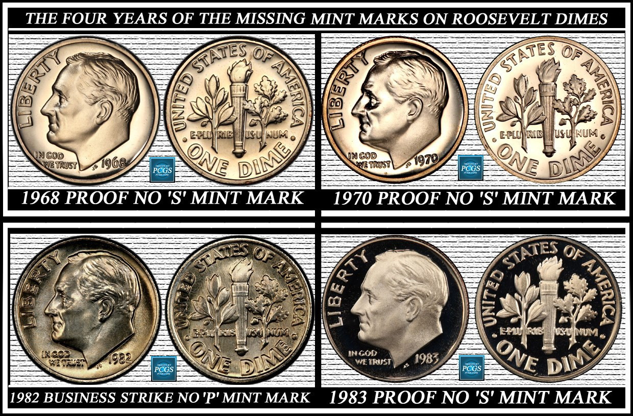 1979 penny with no mm or it's in the wrong place - Coin Community Forum
