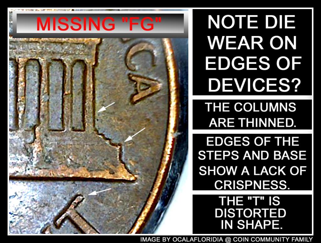 Question 1969-D No FG Designer Initials Struck through