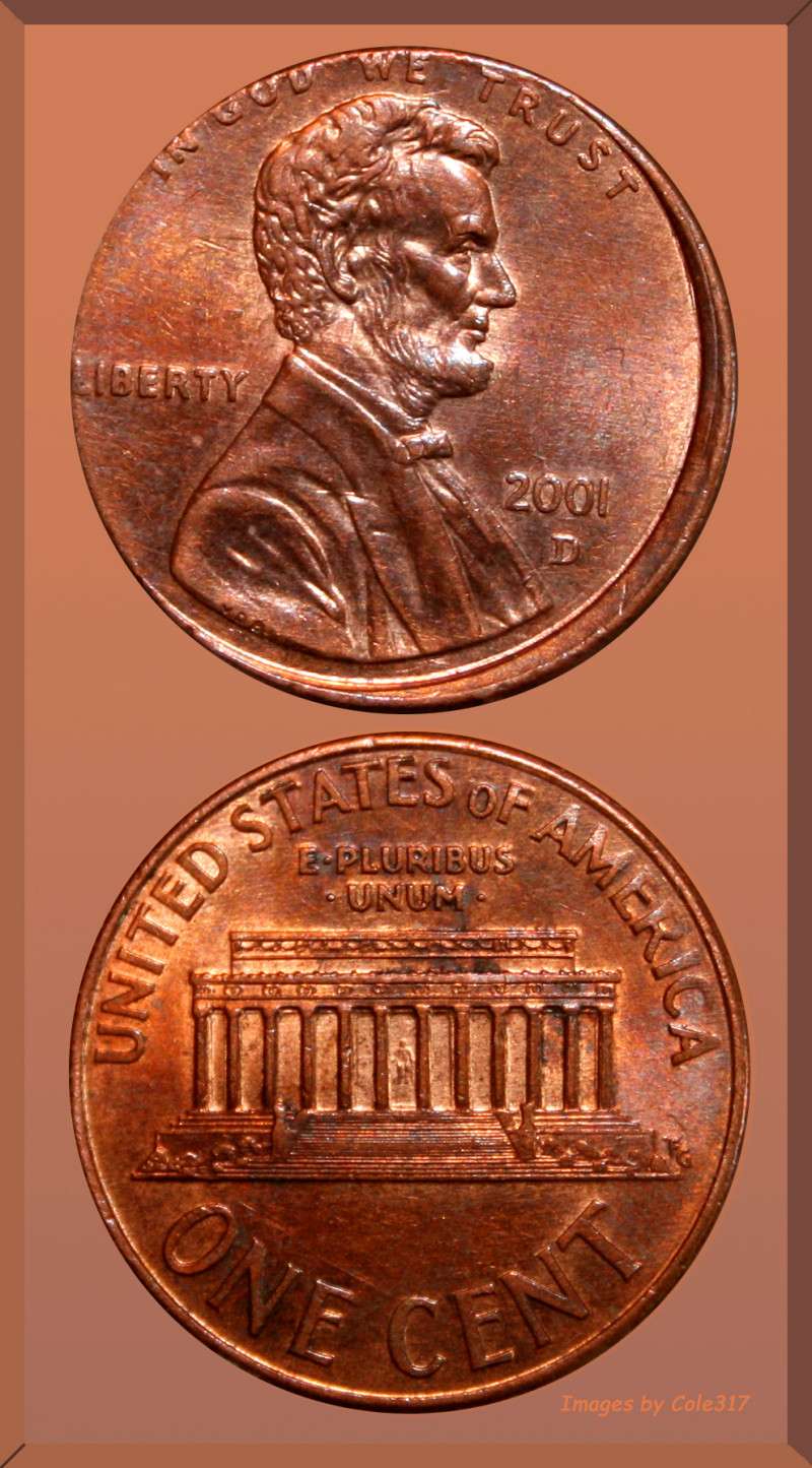 1973 Penny, is this an error? - Coin Community Forum