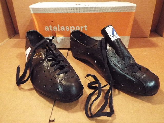 Size 37 New-Old-Stock Rivat Suede Cycling//Touring Shoes Euro