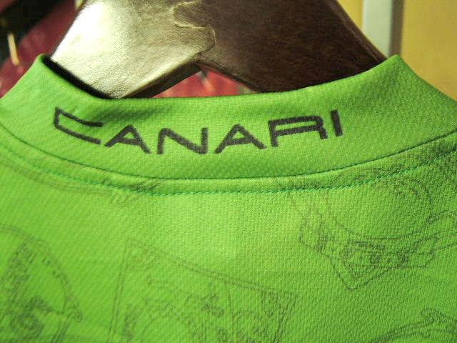 "New Green Canari /""Campbell/'s Cycling Team/"" Sleeveless Jersey...Women/'s Medium"