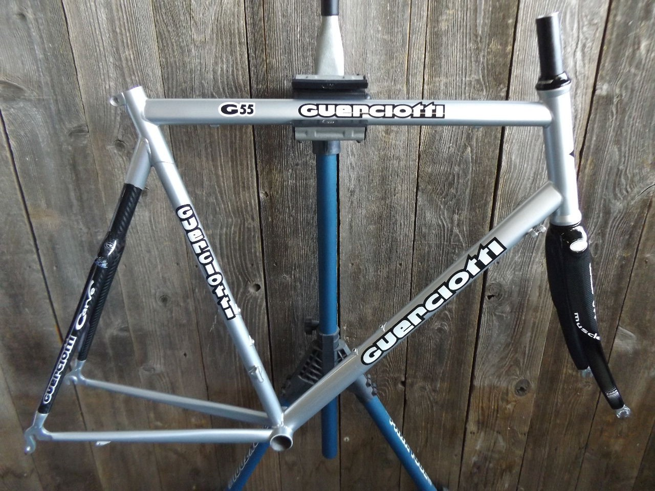 Columbus Carve Carbon Wishbone Seat Stays Bicycle Frame Building