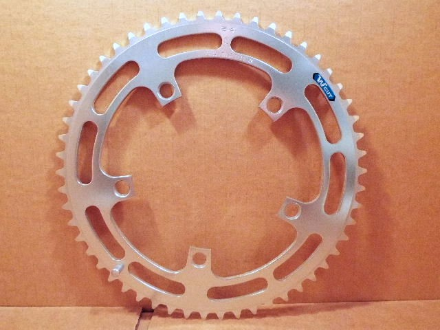 W-Cut New-Old-Stock Dura-Ace EX Chainring...54T // 130mm BCD Early Generation