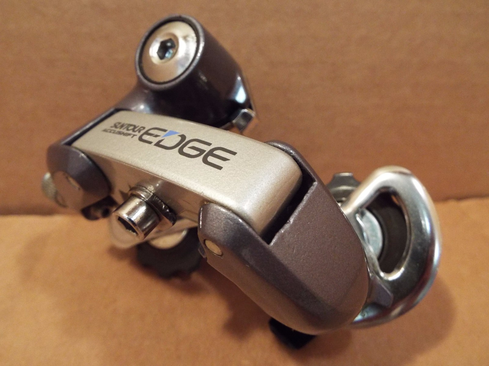 ...6//7 Speed Indexing New-Old-Stock Suntour X-1 Rear Derailleur Long Cage