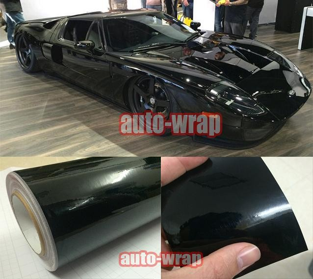 Paint For Cars >> Details About Optional High Glossy Mirror Car Paint Vinyl Wrap Film Sheet Sticker Black Ab