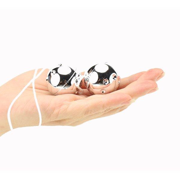 Two kegel exerciser balls for women - 1 8