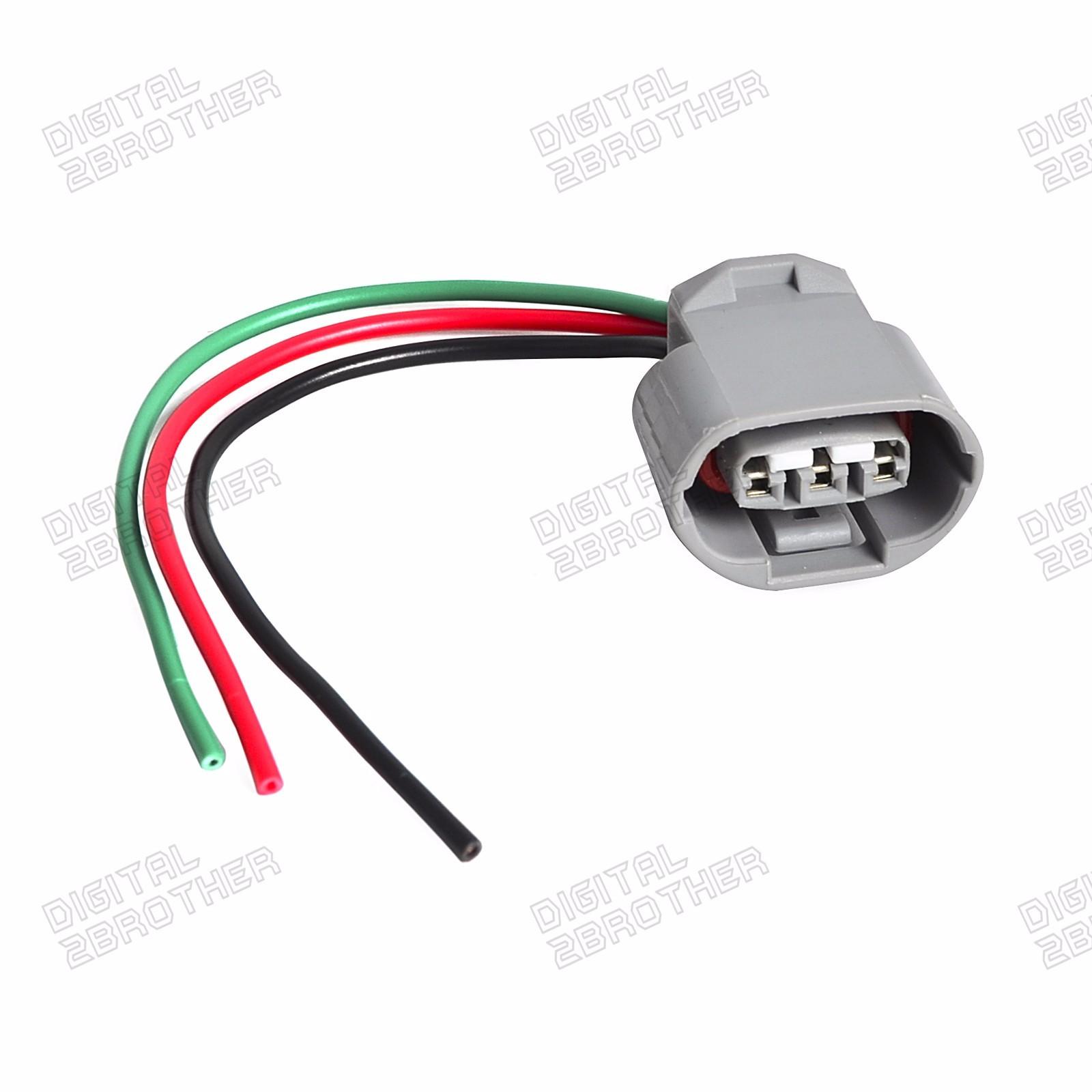 AC Repair Plug Harness 3 Wire Connector 23100-EA200 For Nissan Altima 2.5L  07-09