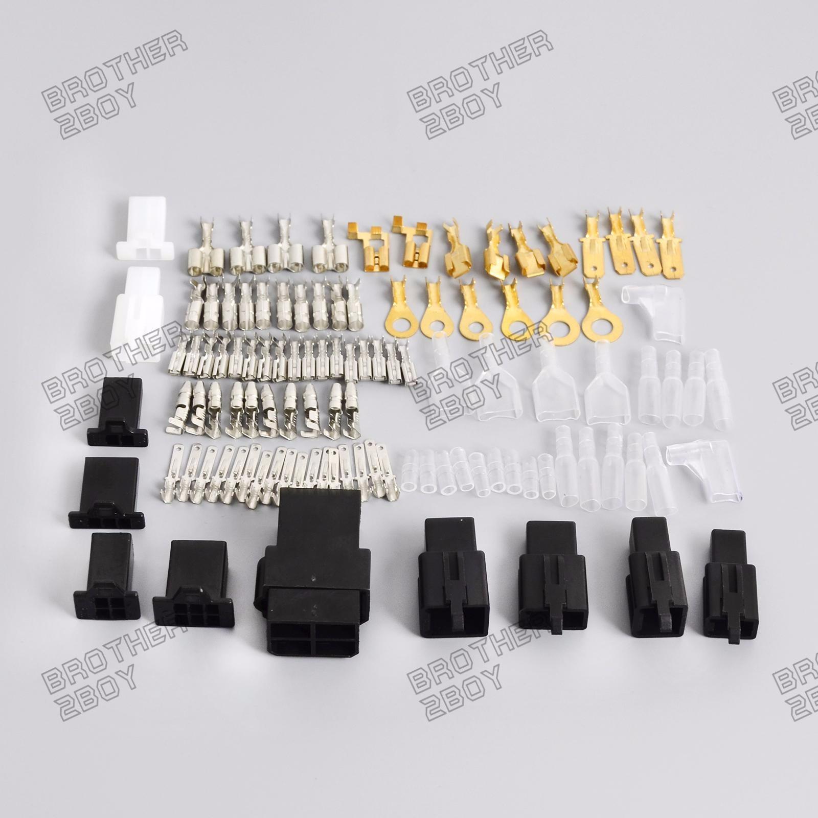 Wiring Loom Repair Kit For Honda Mt5 Ss50 Cb250n Cb400n Superdream Cx500 Harness Cx650
