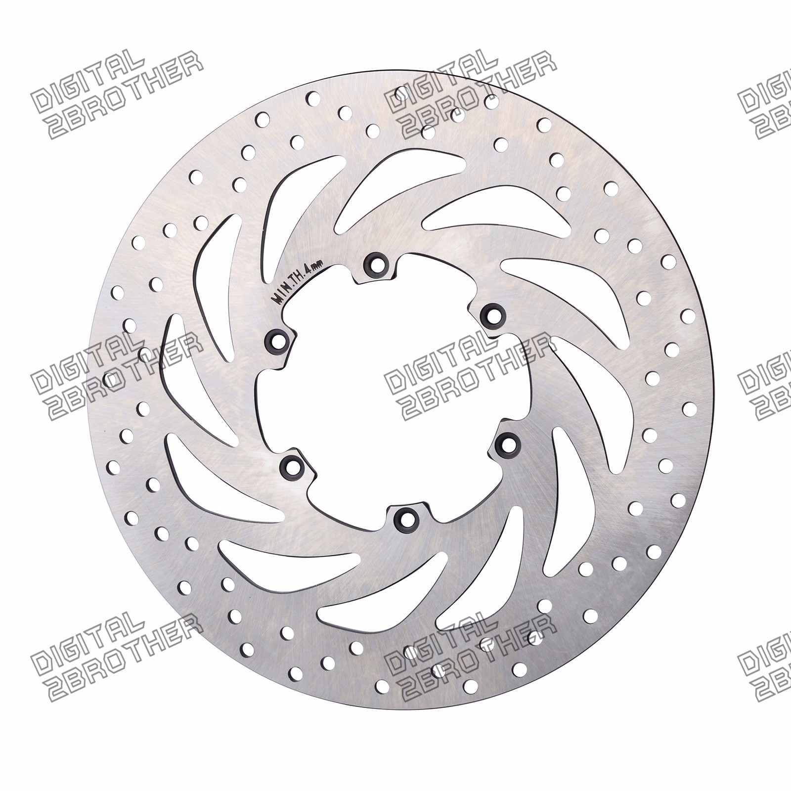 front brake disc rotor steel for bmw f650 gs daka abs f800 gs abs BMW F650GS front brake disc rotor steel for bmw f650 gs daka abs f800 gs abs adventure abs