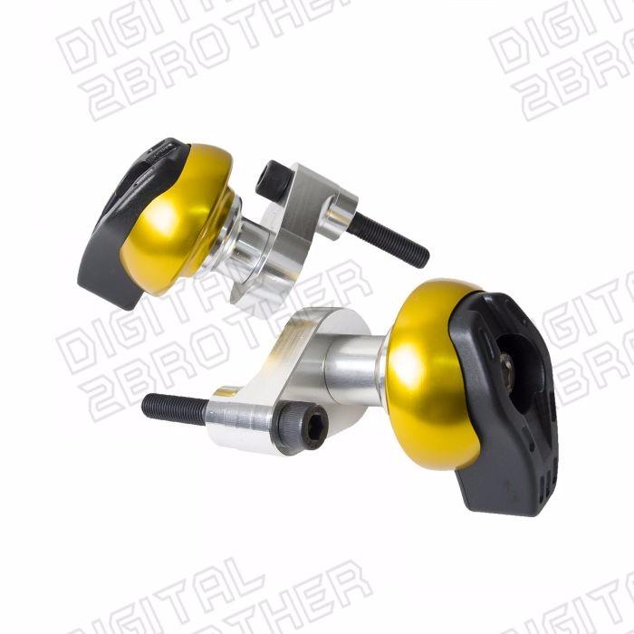 Frame Sliders Crash Pads Protector For Yamaha YZF-R6 2008-2016   eBay