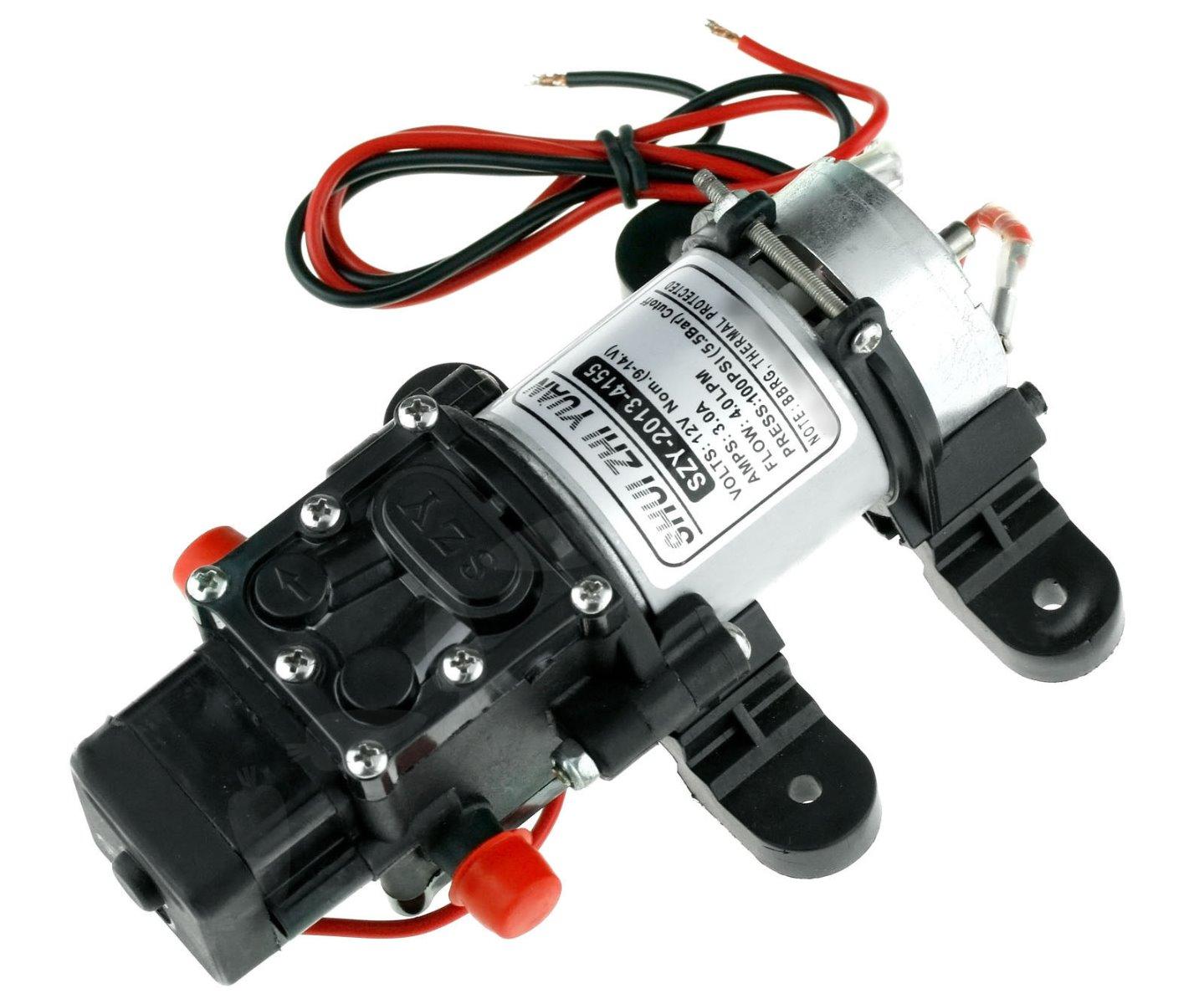 Water Pump: High Pressure Water Pump